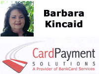 Barbara Kincaid - Card Payment Solutions